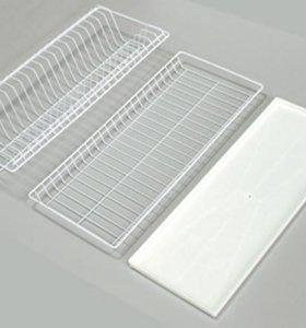 Сушилка для посуды в шкафчик 400 мм
