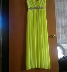Платье в пол🌹