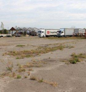 Асфальтированная площадка под демонтаж 7800 кв.м.