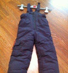 Зимние штаны 80
