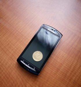 Sony Ericsson neo v цена на несколько дней.