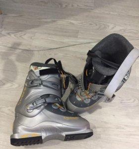 Ботинки горнолыжные Саламон 37 размер