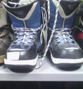 Ботинки BlackFire 42р