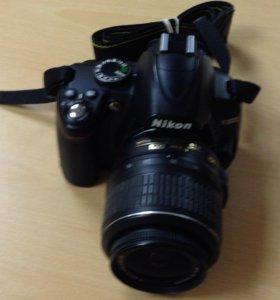 Фотоаппарат Nikon D3000