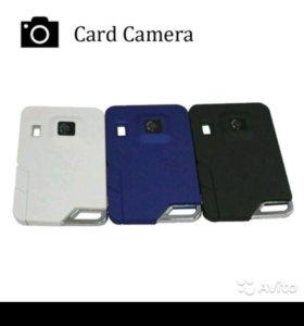 Ультра тонкая фото-видео HD камера