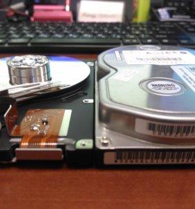 Жесткий диск - восстановление HDD