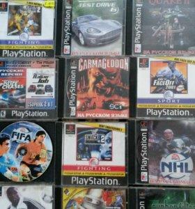 Игры Sony playstation 1