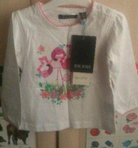 Новые детские вещи,платье,кофты