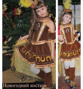 Новогодний костюм Лошадка Мона