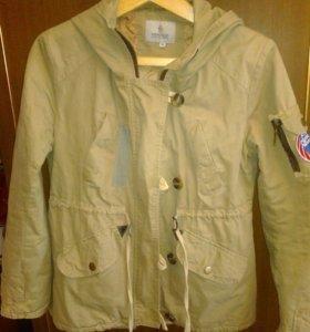 Куртка парка 46-48