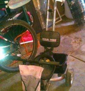 Велосипед детский LEXUS