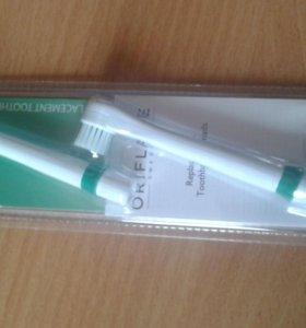 Насадки на электрические зубные щётки