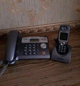 """Продам телефон """" Panasonic """" модель КХ-ТСD540RU"""