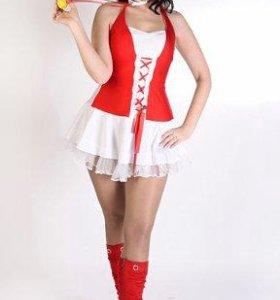Костюм-платье на хеллуин.Новый