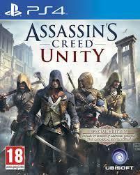 Assassin's Creed единство для ps4 продажа,обмен