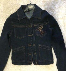 Джинсовая куртка Rocawear