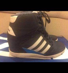 Adidas сникерсы кроссовки