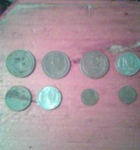 Советские монеты (1978-1993)
