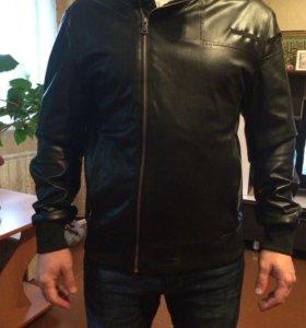 Куртка эко кожа CalvinKlein