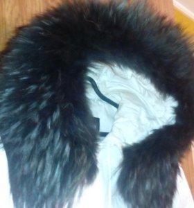 Пуховик зима женский
