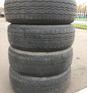Шины M+S 225/65 R17 Bridgestone Dueler H/T 687