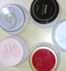 Парфюмиованные крема для тела