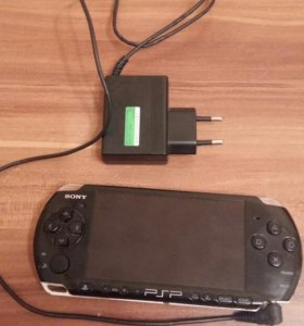 PSP 3008 и 9 игр