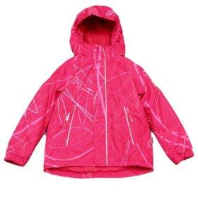 Куртка новая reima 122 зима