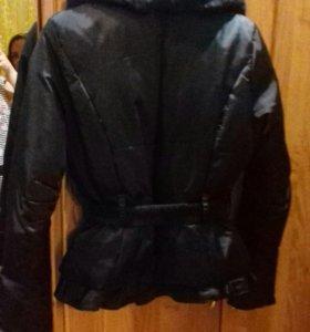 Стильная куртка.