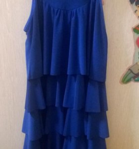 Платье для латино-американских танцев.