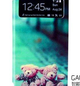 Новый чехол на Samsung GALAXY 4S