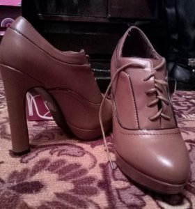 Полуботинки, туфли