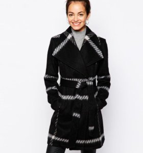 Пальто шерстяное New Look