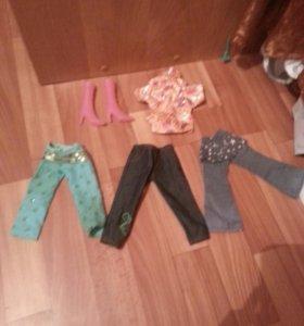 набор одежды на больших кукол