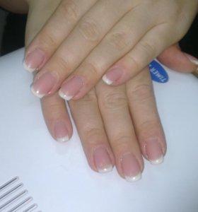 Наращавание ногтей не дорого