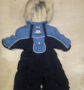 Детский комбинезон трасформер