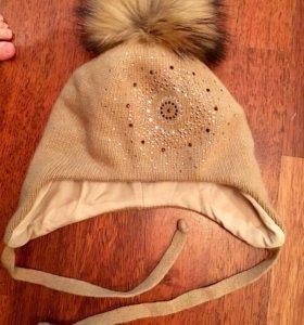 Детская шапка Aleksa