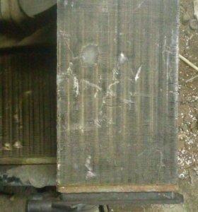 Радиатор печки и охлаждения 2109