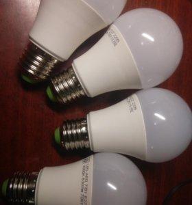 LED светодиодная лампочка 7w e27