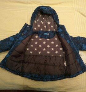 Куртка новая демисезонная Futurino 98 р.