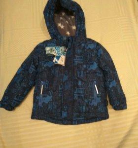 Куртка новая Futurino 98 р.