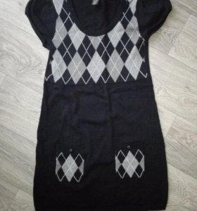 Теплое Платье/туника