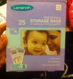 Пакеты для молока