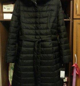 Куртка зимняя ( чёрная )