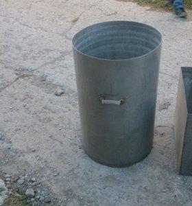 Бак из нержавеющей стали на 160 литров
