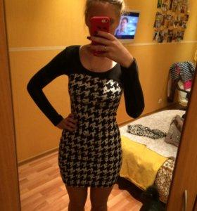 Платье глория джинс