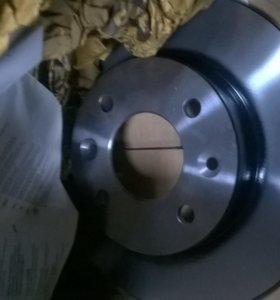 Тормозные диски (2шт)