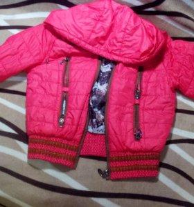 Куртка осенняя (детская)