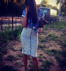 Рубашка,юбка