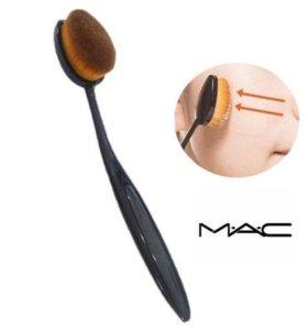 Кисть-щетка для макияжа MAC